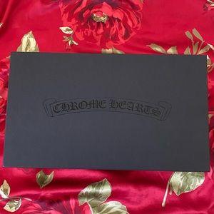 Chrome Hearts Gift Box Shoe Size Box